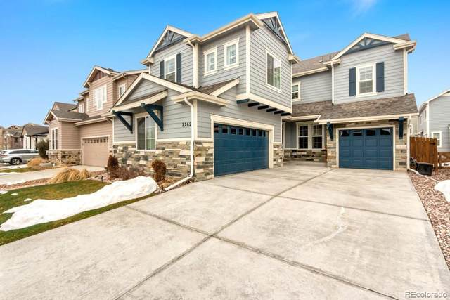 Address Not Published, , CO  (MLS #7893092) :: The Sam Biller Home Team