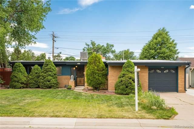 480 E Bellewood Drive, Englewood, CO 80113 (#7893161) :: HomeSmart