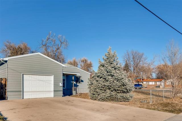 3701 W 76th Avenue, Westminster, CO 80030 (#7893181) :: Sellstate Realty Pros