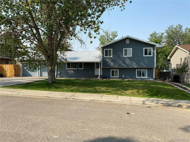228 Ridge Road, Rangely, CO 81648 (#7893473) :: The DeGrood Team