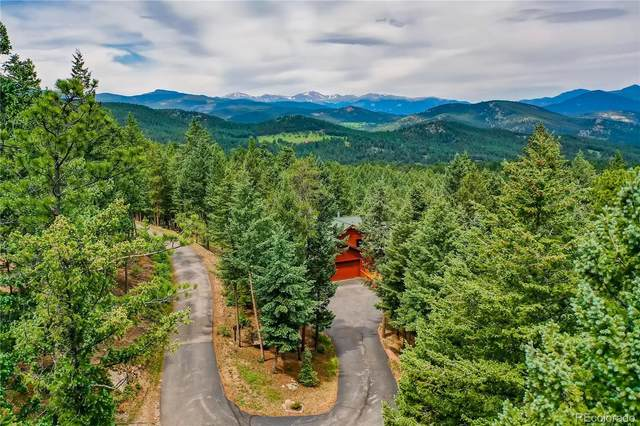 27267 Forest Grove Road, Evergreen, CO 80439 (#7893656) :: The Gilbert Group