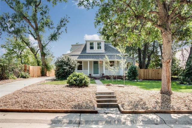 6110 S Pennsylvania Street, Centennial, CO 80121 (MLS #7893800) :: 8z Real Estate