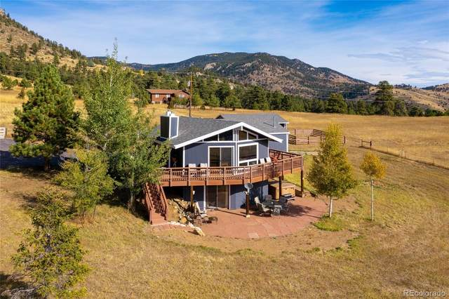4682 Calle Louisa, Golden, CO 80403 (#7893958) :: The Colorado Foothills Team | Berkshire Hathaway Elevated Living Real Estate