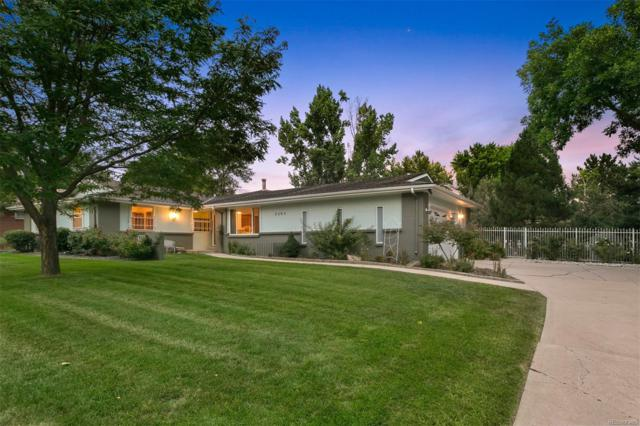 2595 S Eaton Place, Lakewood, CO 80227 (#7894057) :: The Galo Garrido Group