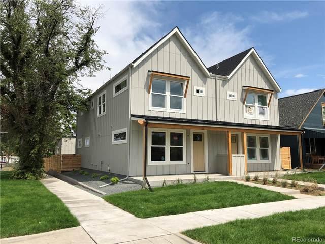 4290 Quivas Street, Denver, CO 80211 (#7894153) :: Compass Colorado Realty