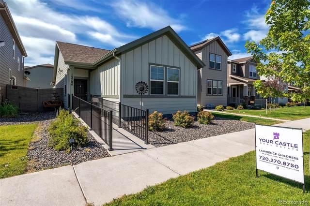 15784 E Warner Drive, Denver, CO 80239 (MLS #7894434) :: 8z Real Estate