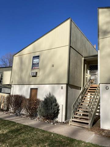 7373 W Florida Avenue 11H, Lakewood, CO 80232 (#7894509) :: Bring Home Denver with Keller Williams Downtown Realty LLC
