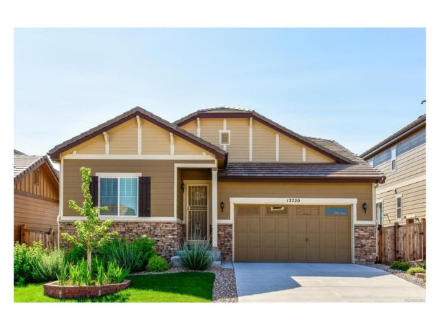 12720 Fisher Drive, Englewood, CO 80112 (MLS #7894705) :: 8z Real Estate