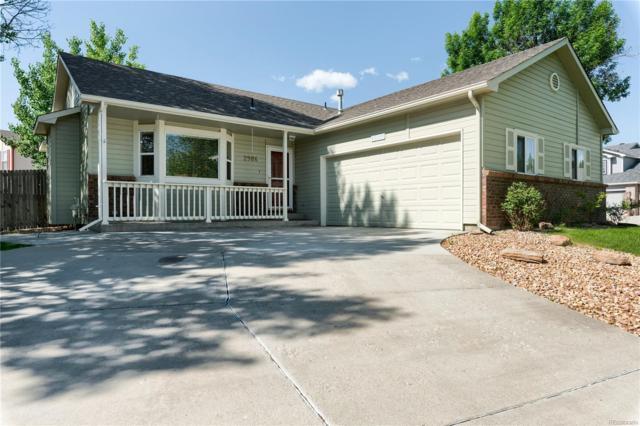 2986 Vye Court, Loveland, CO 80537 (MLS #7894739) :: 8z Real Estate