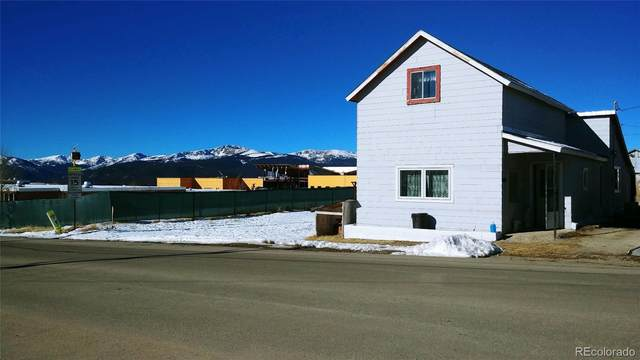 110 W 12th Street, Leadville, CO 80461 (#7894872) :: Venterra Real Estate LLC