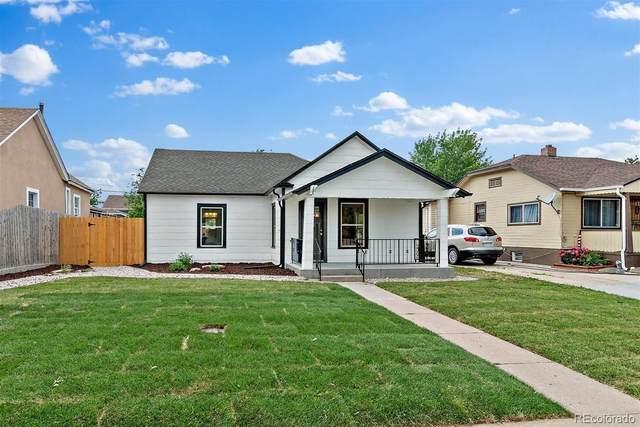 111 N Newton Street, Denver, CO 80219 (#7895422) :: Mile High Luxury Real Estate