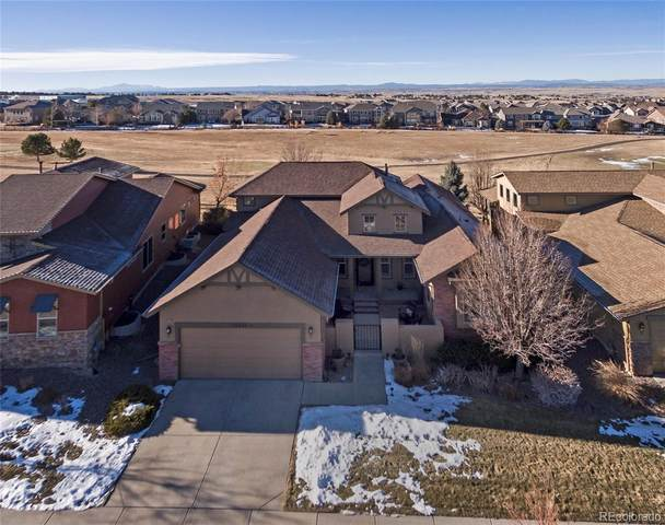 12021 S Allerton Circle, Parker, CO 80138 (#7895583) :: HomeSmart