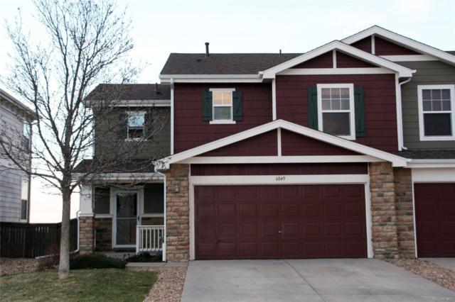 6049 Raleigh Circle, Castle Rock, CO 80104 (#7895709) :: The Peak Properties Group