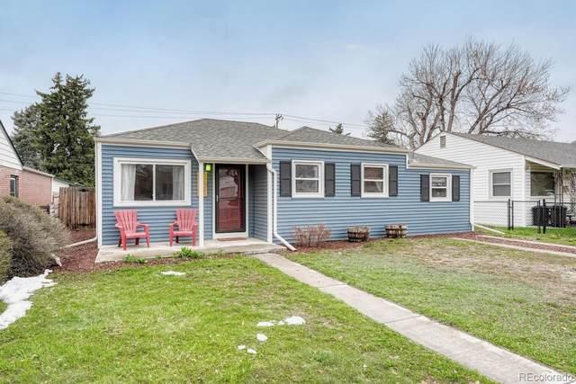 4485 S Sherman Street, Englewood, CO 80113 (#7896035) :: Portenga Properties