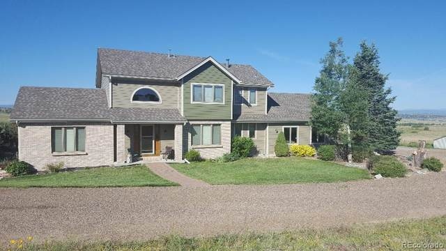4169 Bayou Hills Road, Parker, CO 80134 (#7896098) :: The Harling Team @ Homesmart Realty Group