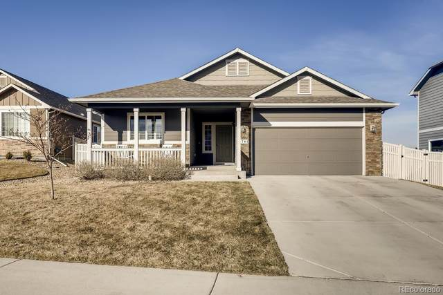 5761 Valley Vista Avenue, Firestone, CO 80504 (#7896213) :: The Brokerage Group