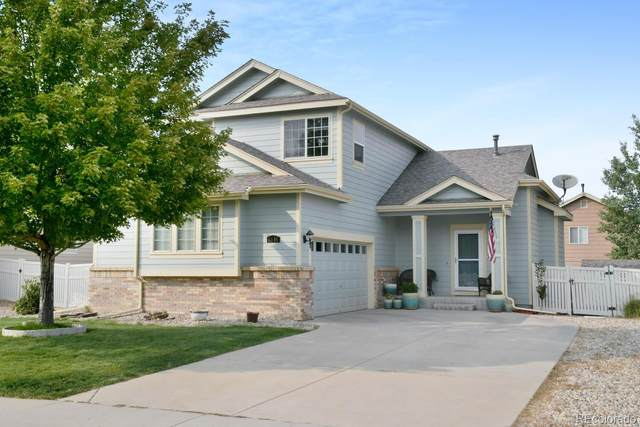 6846 Silverleaf Avenue, Firestone, CO 80504 (#7896359) :: My Home Team