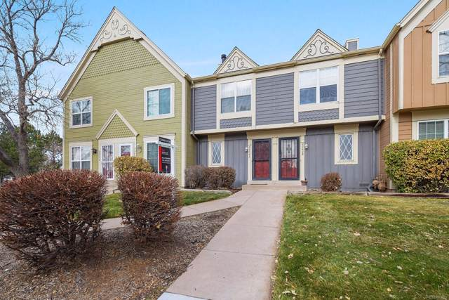 2202 S Jasper Way A, Aurora, CO 80013 (#7896439) :: The Heyl Group at Keller Williams