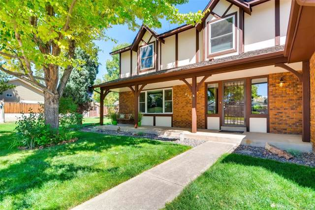 4505 W Ponds Drive, Littleton, CO 80123 (MLS #7896535) :: Bliss Realty Group