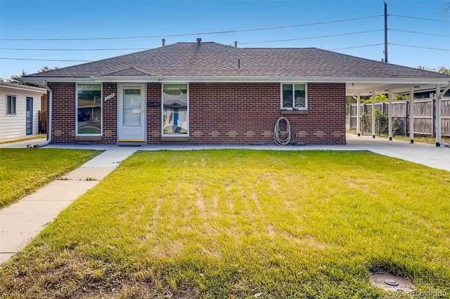 4746 Carr Street, Wheat Ridge, CO 80033 (#7896603) :: Signature Realty, Inc.