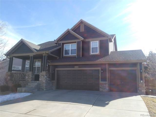 11182 Plover Circle, Parker, CO 80134 (#7897046) :: The Peak Properties Group