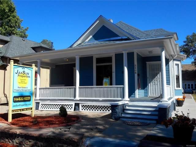 2104 W Colorado Avenue, Colorado Springs, CO 80904 (#7897069) :: Venterra Real Estate LLC