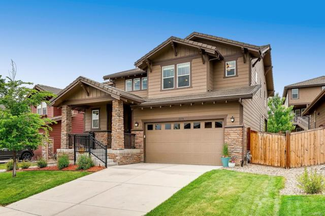 10374 Sierra Ridge Lane, Parker, CO 80134 (#7897620) :: The Galo Garrido Group