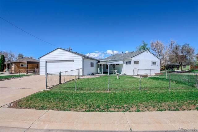 1187 S Shoshone Street, Denver, CO 80223 (MLS #7897832) :: 8z Real Estate