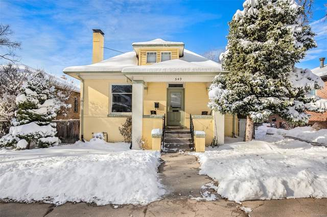 549 N Gilpin Street, Denver, CO 80218 (#7898081) :: The DeGrood Team