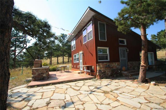 16565 State Highway 7, Lyons, CO 80540 (#7898244) :: Wisdom Real Estate