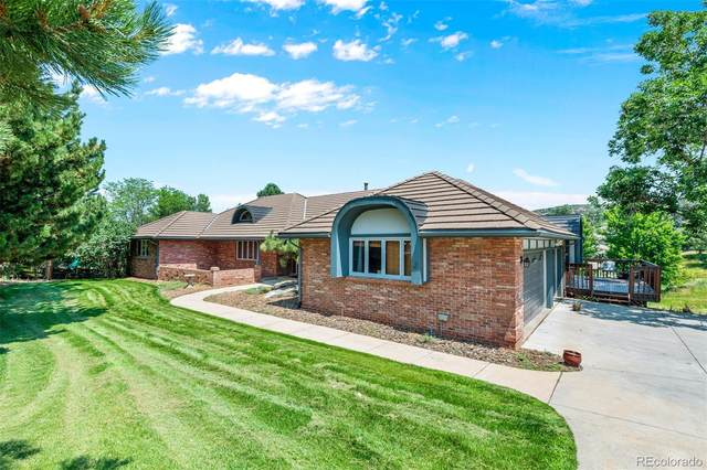 3 N Ranch Road, Littleton, CO 80127 (MLS #7899498) :: Find Colorado