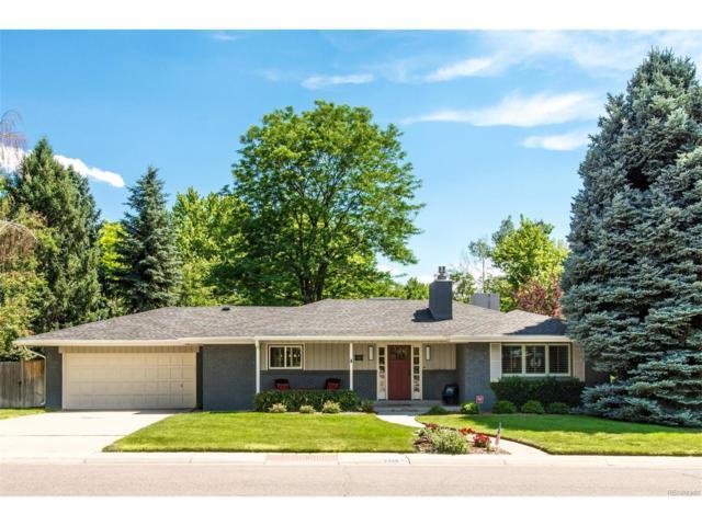 2460 E Flora Place, Denver, CO 80210 (MLS #7899695) :: 8z Real Estate