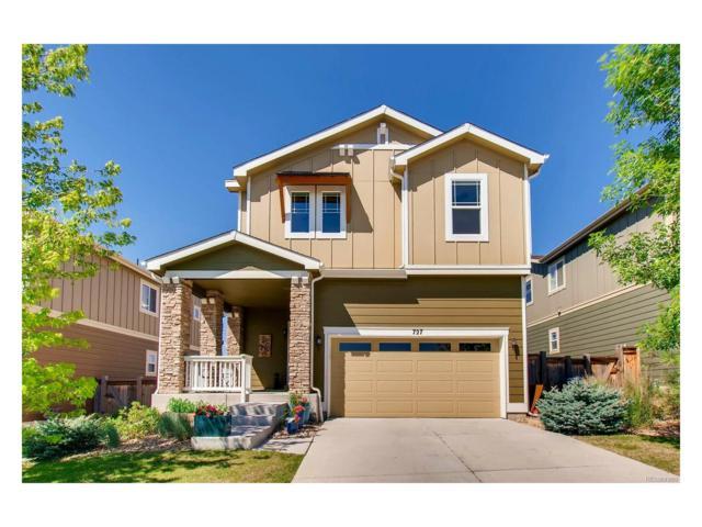 727 Sundown Drive, Lafayette, CO 80026 (MLS #7900098) :: 8z Real Estate