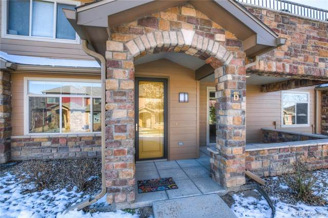 8565 Gold Peak Drive D, Highlands Ranch, CO 80130 (#7900185) :: James Crocker Team