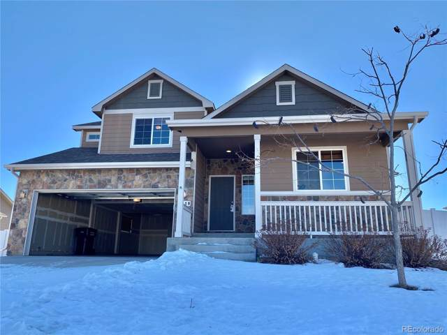 7418 23rd St Rd, Greeley, CO 80634 (#7900425) :: The Peak Properties Group