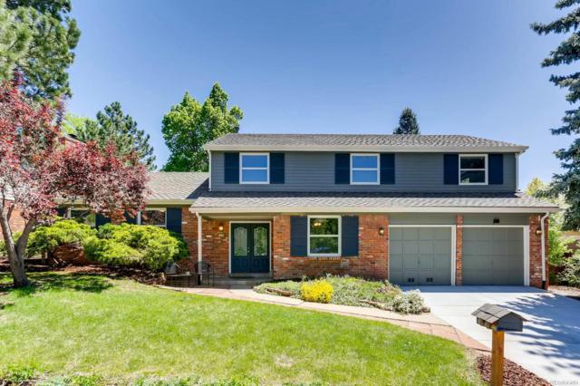 7376 S Jackson Street, Centennial, CO 80122 (#7900785) :: Wisdom Real Estate