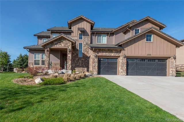 1740 Tiverton Avenue, Broomfield, CO 80023 (#7900973) :: iHomes Colorado