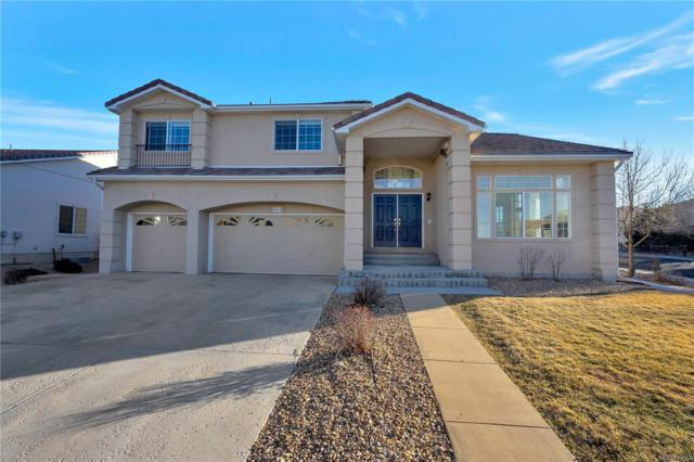 16822 E Caley Place, Aurora, CO 80016 (#7901001) :: The Peak Properties Group