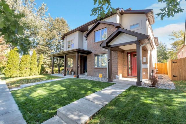 3736 Raleigh Street, Denver, CO 80212 (#7901408) :: Colorado Home Finder Realty