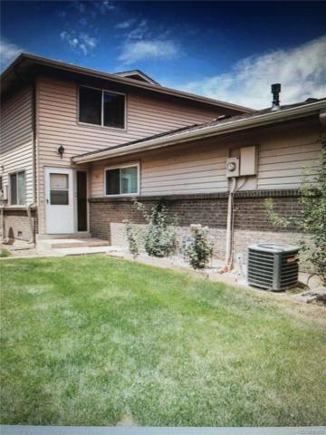 3354 S Flower Street #51, Lakewood, CO 80227 (MLS #7901461) :: Keller Williams Realty