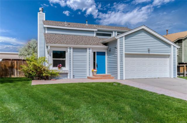 9269 W 98th Way, Westminster, CO 80021 (#7901616) :: The HomeSmiths Team - Keller Williams