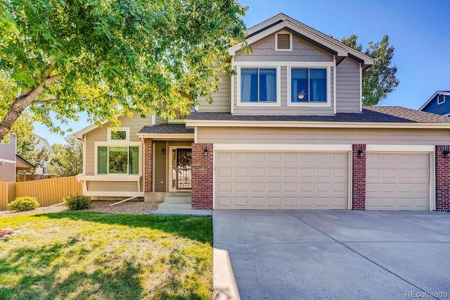 10621 Clarkeville Way, Parker, CO 80134 (MLS #7901876) :: Bliss Realty Group
