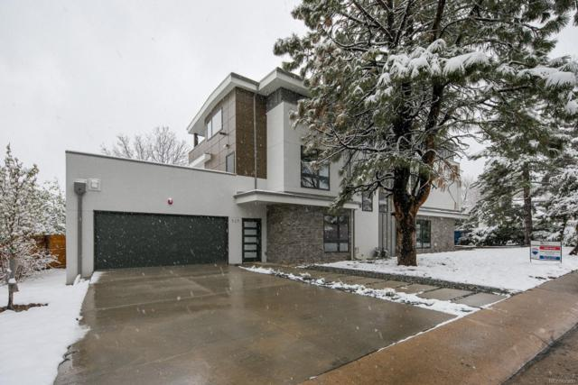 929 4th Street, Golden, CO 80403 (#7902236) :: The Griffith Home Team