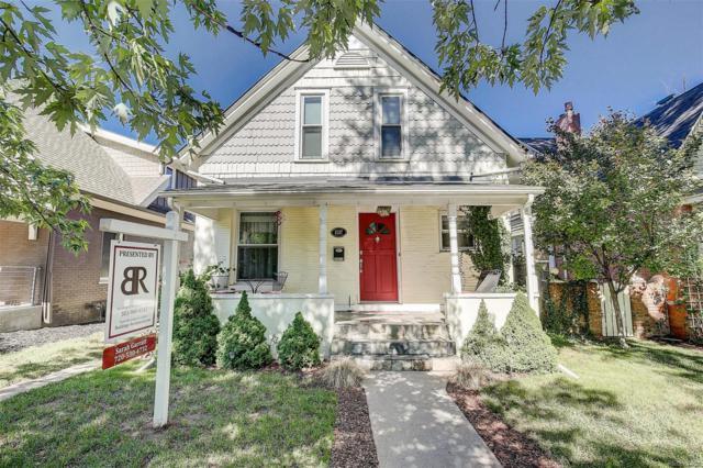 1537 S Emerson Street, Denver, CO 80210 (#7902259) :: Sellstate Realty Pros