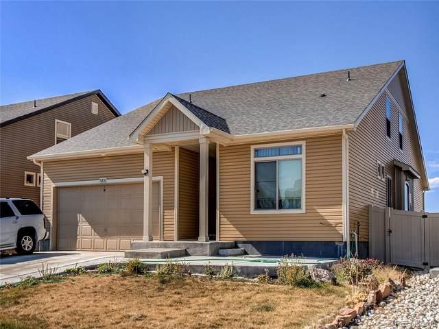 5231 Truckee Street, Denver, CO 80249 (MLS #7902261) :: 8z Real Estate