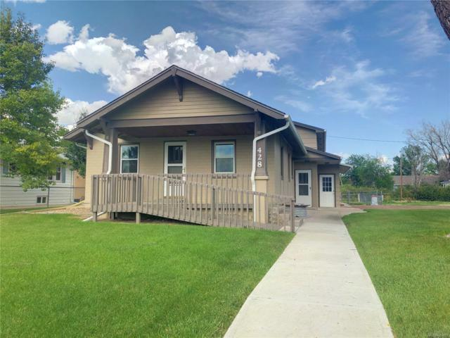428 H Avenue, Limon, CO 80828 (MLS #7902368) :: 8z Real Estate