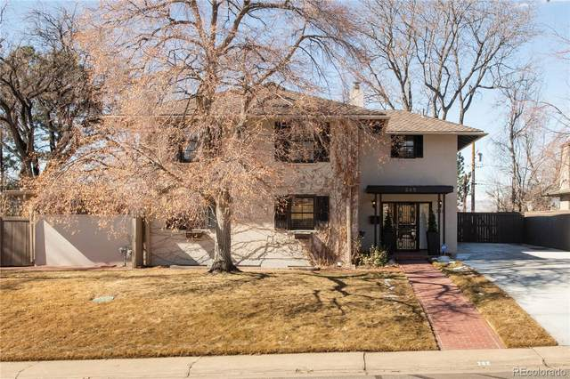265-267 S Clermont Street, Denver, CO 80246 (#7902423) :: The Scott Futa Home Team