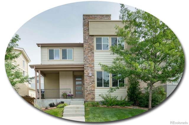 9827 Dunning Circle, Highlands Ranch, CO 80126 (#7902458) :: The DeGrood Team