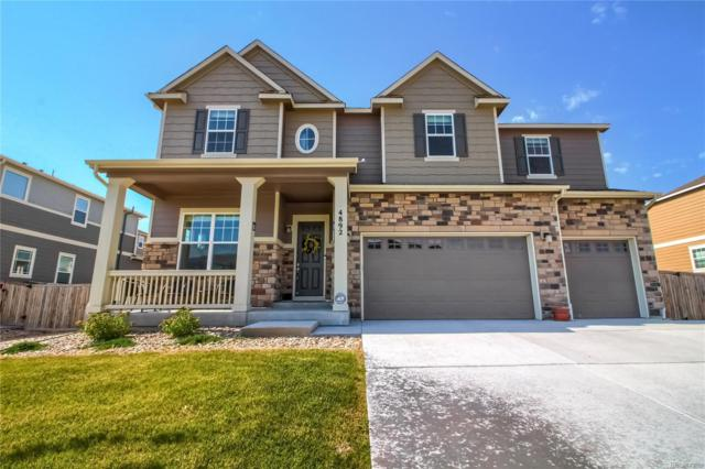 4892 E 142nd Place, Thornton, CO 80602 (MLS #7902569) :: Bliss Realty Group