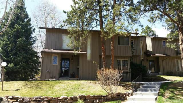 2308 Hearth Drive #39, Evergreen, CO 80439 (#7902613) :: The Healey Group